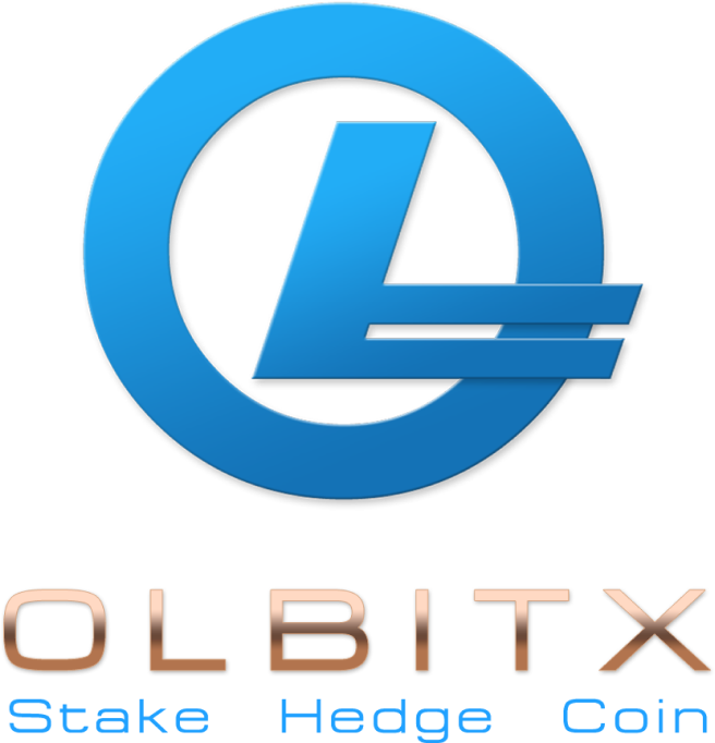 Логотип OLBITX Stake Hedge Coin